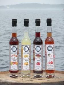 Maple Strawberry Liqueur
