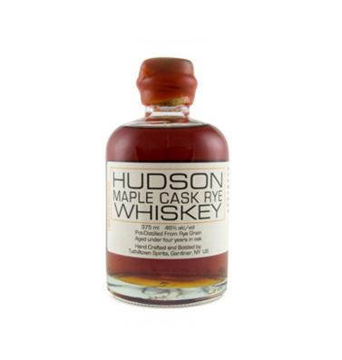Hudson Maple Cask Rye Whiskey