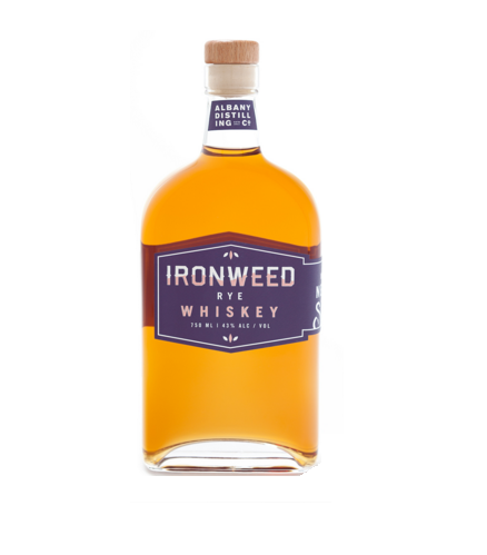 Ironweed Rye Whiskey