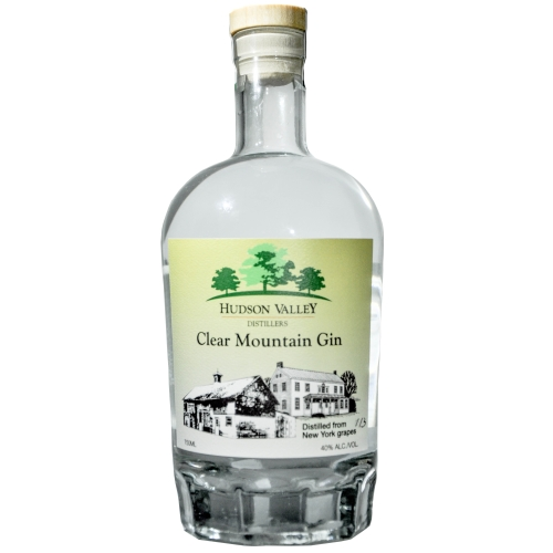 Clear Mountain Gin
