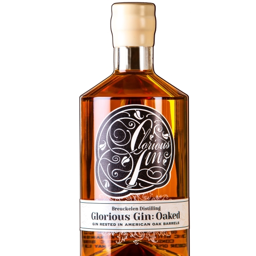 Glorious Gin: Oaked
