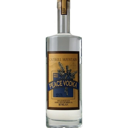 Catskill Mountain Peace Vodka