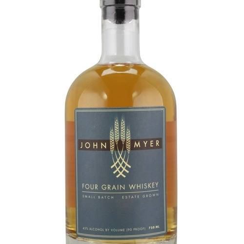 John Myer Four Grain Whiskey