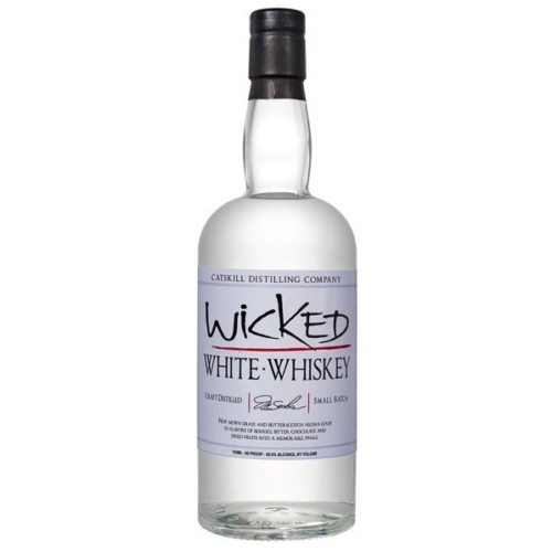 Wicked White Whiskey