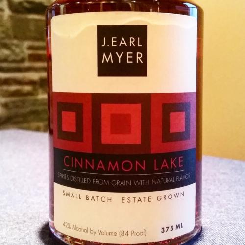 J. Earl Myer Cinnamon Lake