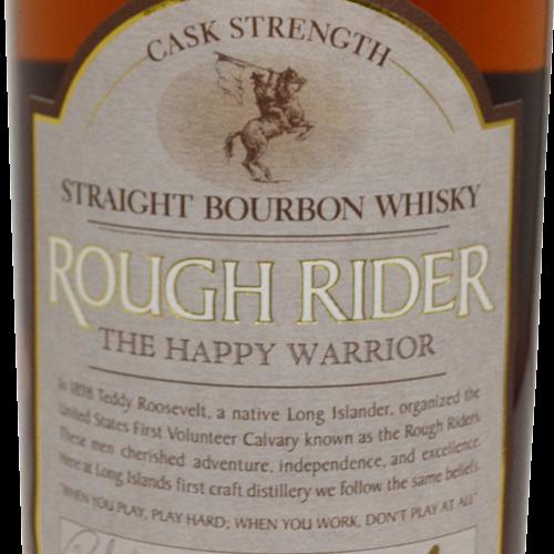 Rough Rider Bourbon