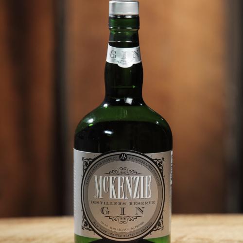 McKenzie Distiller's Reserve Gin