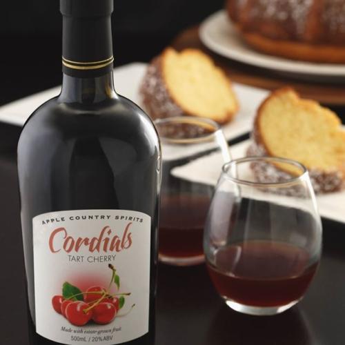 Tart Cherry Cordial