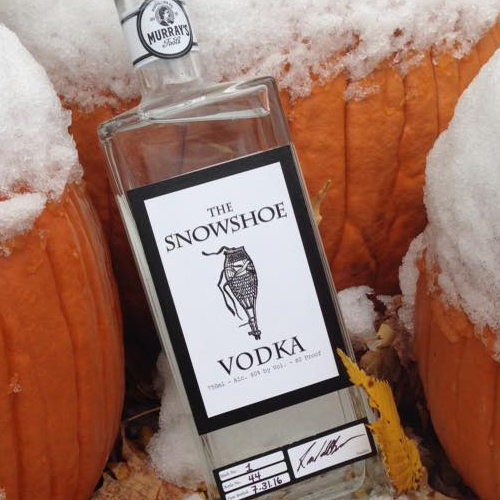 The Snowshoe Vodka