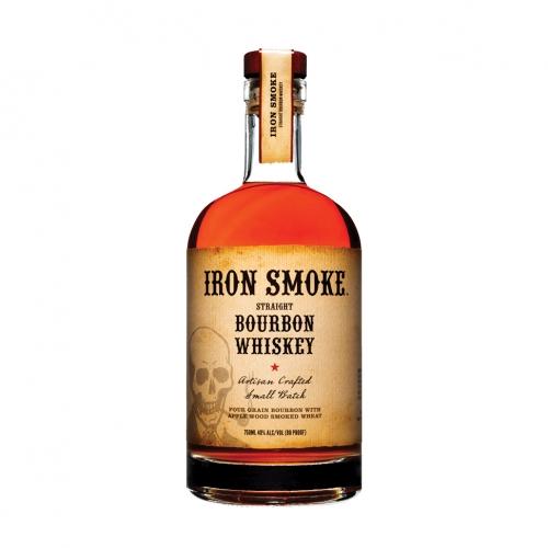 Iron Smoke Staight Bourbon Whiskey